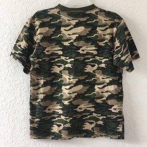 John Deere Shirts & Tops - ✅Boys John Deere Army Shirt size L